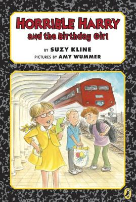 Horrible Harry and the Birthday Girl Cover Image
