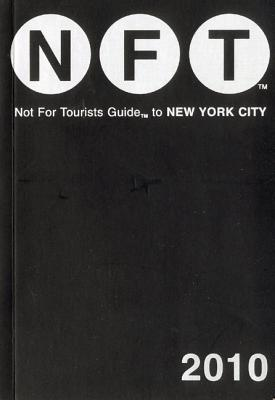 Not for Tourists Guide to New York City Cover Image