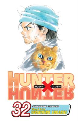 Cover for Hunter x Hunter, Vol. 32