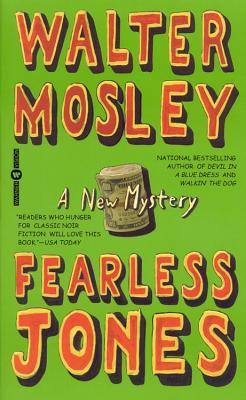Fearless Jones Cover
