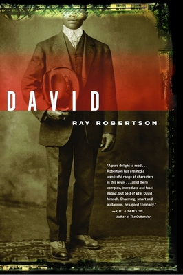 Cover for David