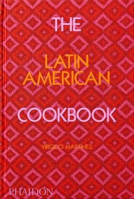 Cover for The Latin American Cookbook