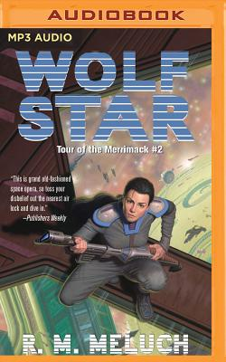 Cover for Wolf Star (Tour of the Merrimack #2)