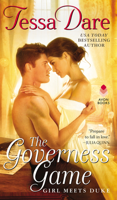 The Governess Game: Girl Meets Duke Cover Image