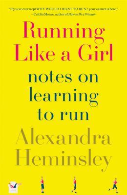 Running Like a Girl Cover