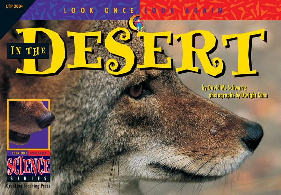 In the Desert (Look Once) Cover Image