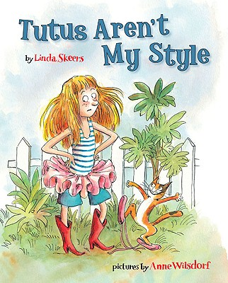Tutus Aren't My Style Cover