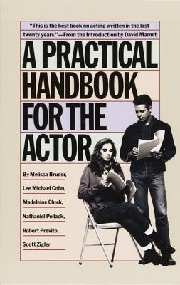 A Practical Handbook for the Actor Cover