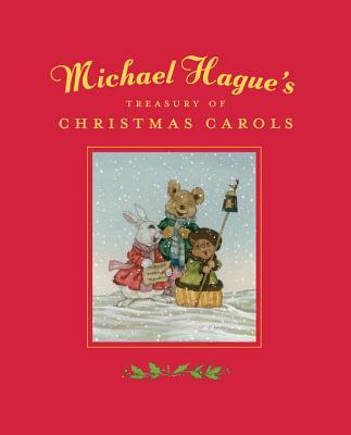 Michael Hague's Treasury of Christmas Carols Cover