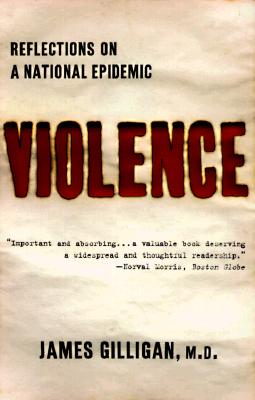 Violence: Reflections on a National Epidemic Cover Image
