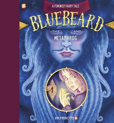 Cover for Metaphrog's Bluebeard