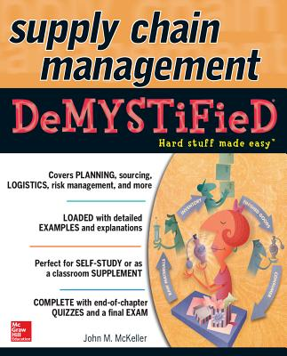 Supply Chain Management Demystified Cover Image