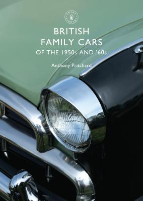 British Family Cars of the 1950s and '60s Cover Image