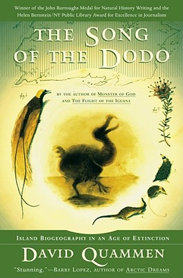 The Song of the Dodo Cover