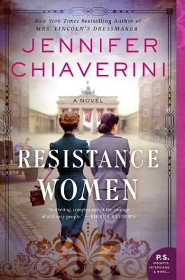 Resistance Women: A Novel Cover Image