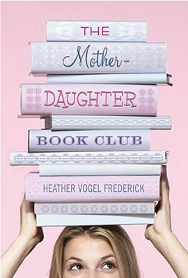 The Mother-Daughter Book Club Cover