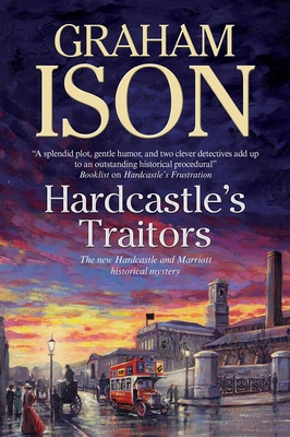 Cover for Hardcastle's Traitors (Hardcastle Mysteries)
