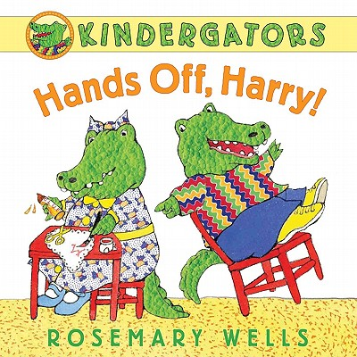 Hands Off, Harry! Cover