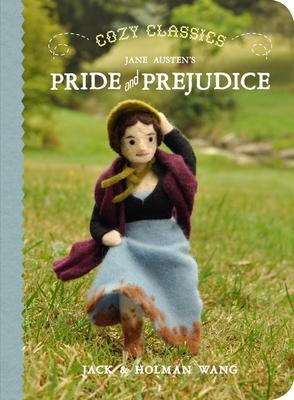 Cozy Classics Pride & Prejudice Board Cover