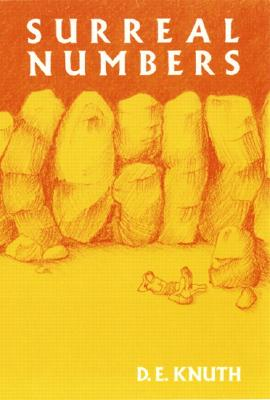 Surreal Numbers Cover Image