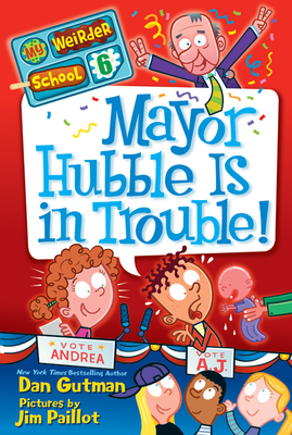 Mayor Hubble Is in Trouble! Cover