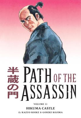 Cover for Path of the Assassin Volume 11
