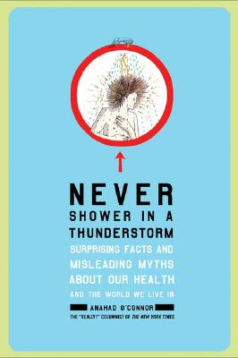 Never Shower in a Thunderstorm Cover