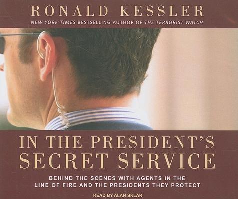 In the President's Secret Service Cover