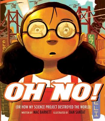 Cover for Oh No!