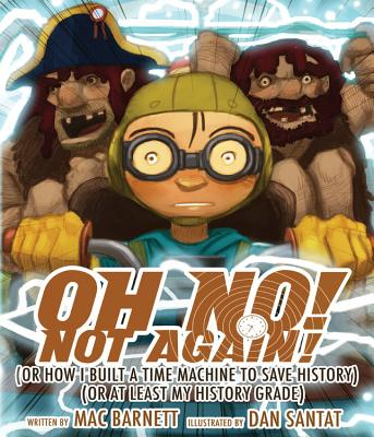 Oh No! Not Again! Cover
