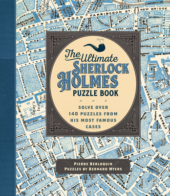 Cover for The Ultimate Sherlock Holmes Puzzle Book