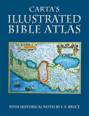 Carta's Illustrated Bible Atlas Cover Image