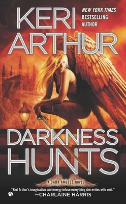 Darkness Hunts: A Dark Angels Novel Cover Image