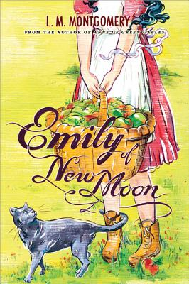 Emily of New Moon (Emily Trilogy) Cover Image