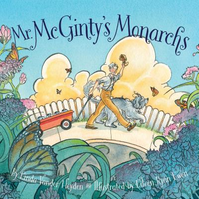 Mr. McGinty's Monarchs Cover Image