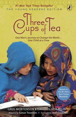 Three Cups of Tea: One Man's Journey to Change the World... One Child at a Time Cover Image