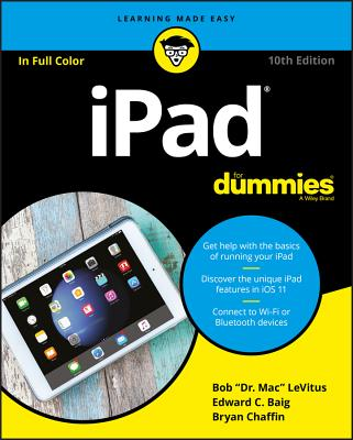 iPad for Dummies Cover Image