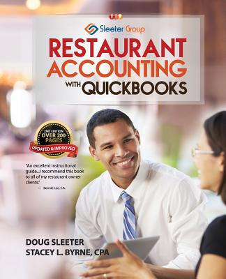 Restaurant Accounting with QuickBooks: How to Set Up and Use QuickBooks to Manage Your Restaurant Finances Cover Image