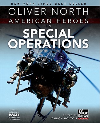 American Heroes in Special Operations Cover