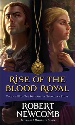 Rise of the Blood Royal Cover