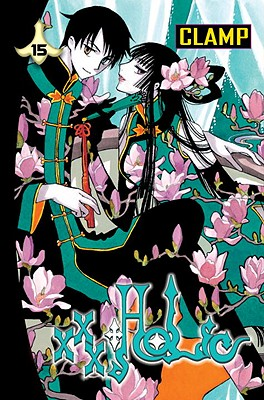 Xxxholic, Volume 15 Cover