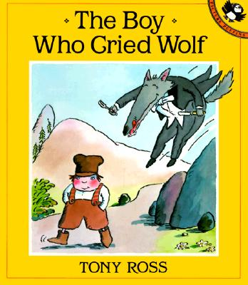Cover for The Boy Who Cried Wolf