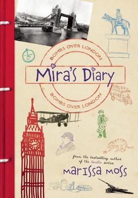 Mira's Diary Cover