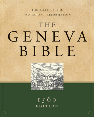 Geneva Bible-OE: The Bible of the Protestant Reformation Cover Image