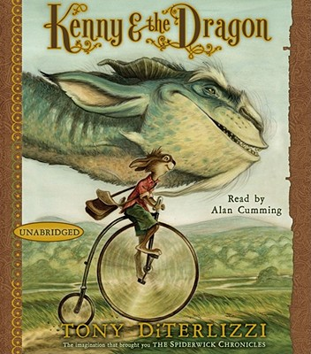 Kenny & the Dragon Cover Image
