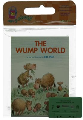 The Wump World Book & Cassette Cover Image