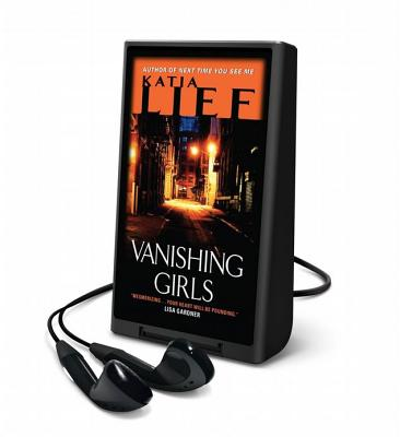 Vanishing Girls Cover Image