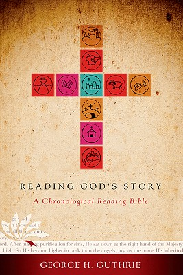 Reading God's Story, Hardcover: A Chronological Daily Bible Cover Image