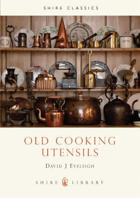 Old Cooking Utensils Cover