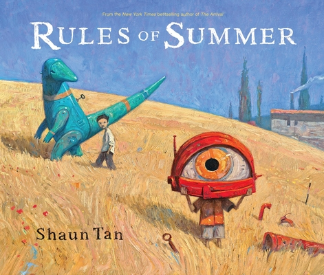 Rules of Summer Cover Image